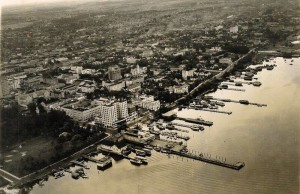 Downtown Miami, Florida in 1919