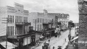 Flagler Street looking East in 1900s
