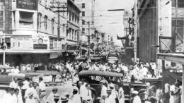Flagler Street in 1925