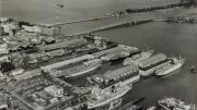 Port of Miami in 1964