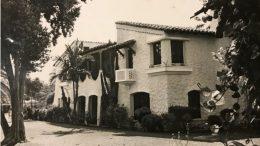 La Casa Reposada in 1955