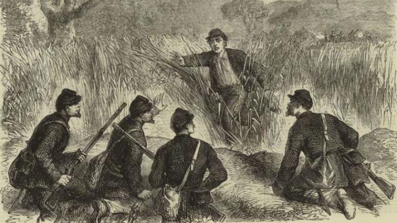 Civil War Deserters