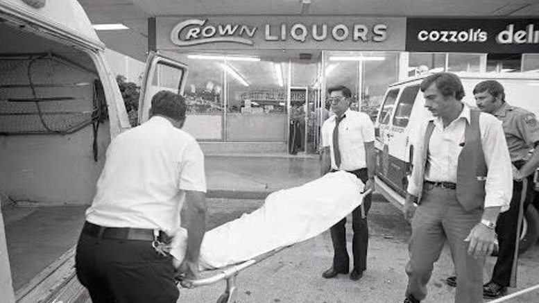 Dadeland Mall Shooting in 1979